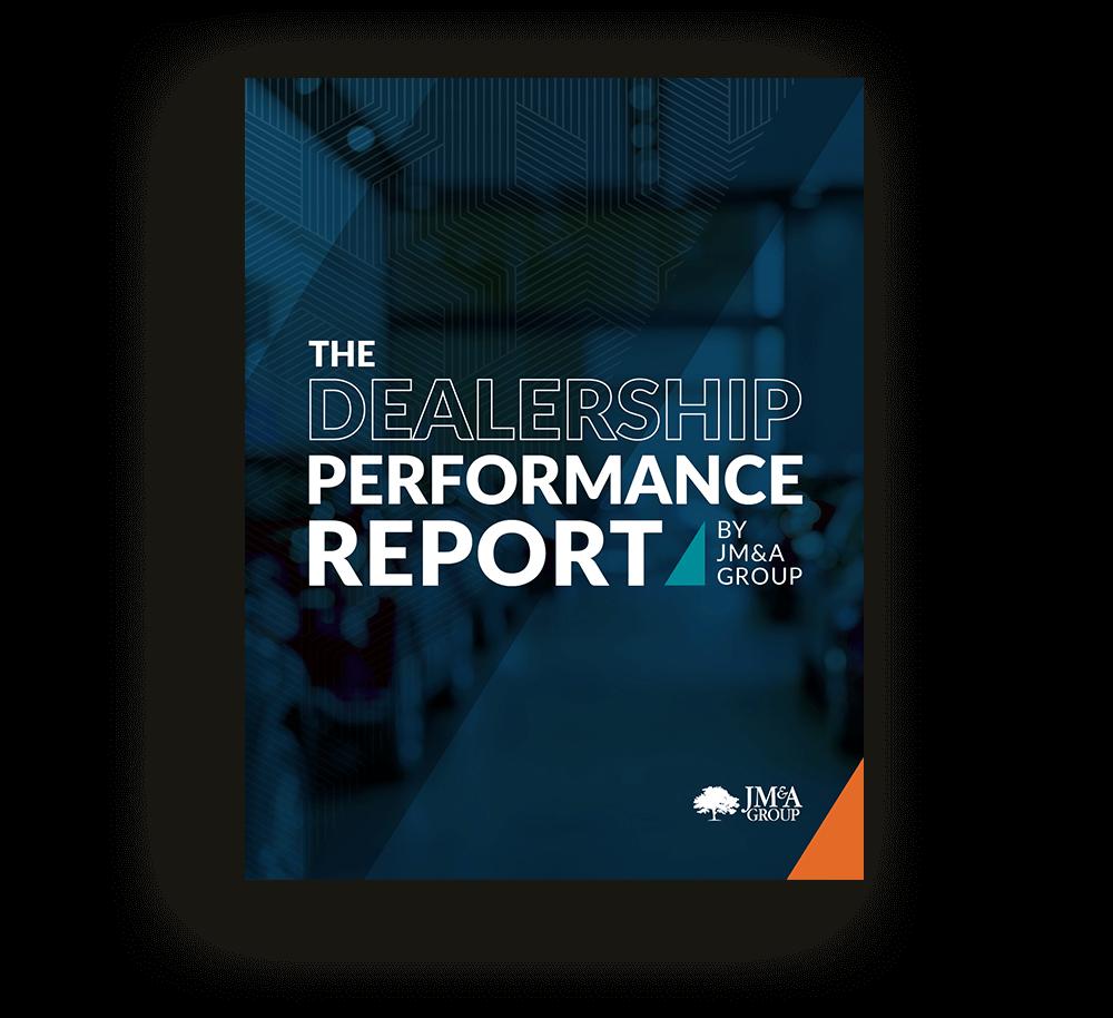 The Dealership Performance Report - Q1 2021