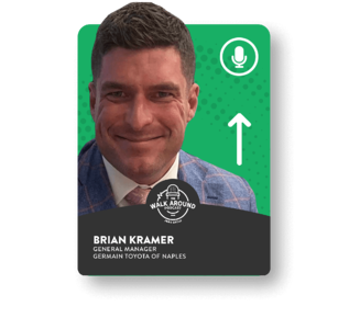 Brian Kramer - General Manager - Germain Toyota of Naples