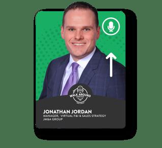Jonathan Jordan - Manager, Virtual F&I Sales Strategy, JM&A Group