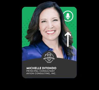 Michelle DiTondo - Principal Consultant - Avion Consulting, Inc.