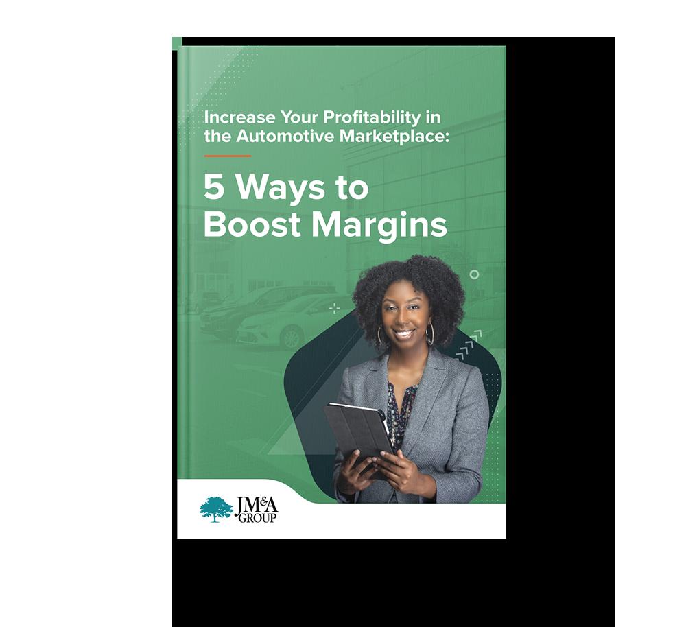 5 Ways to Boost Margins