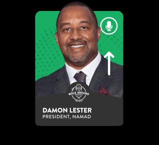 Damon Lester - President, NAMAD