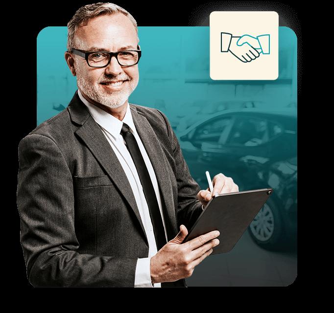 Dealer talent services
